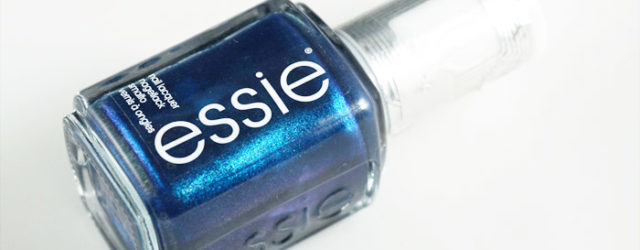 picture of the bottle of essie bell bottom blues