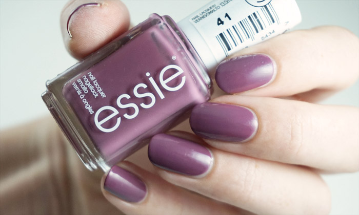 Review of Essie - Island Hopping (Permanent collection) - Noae Nails
